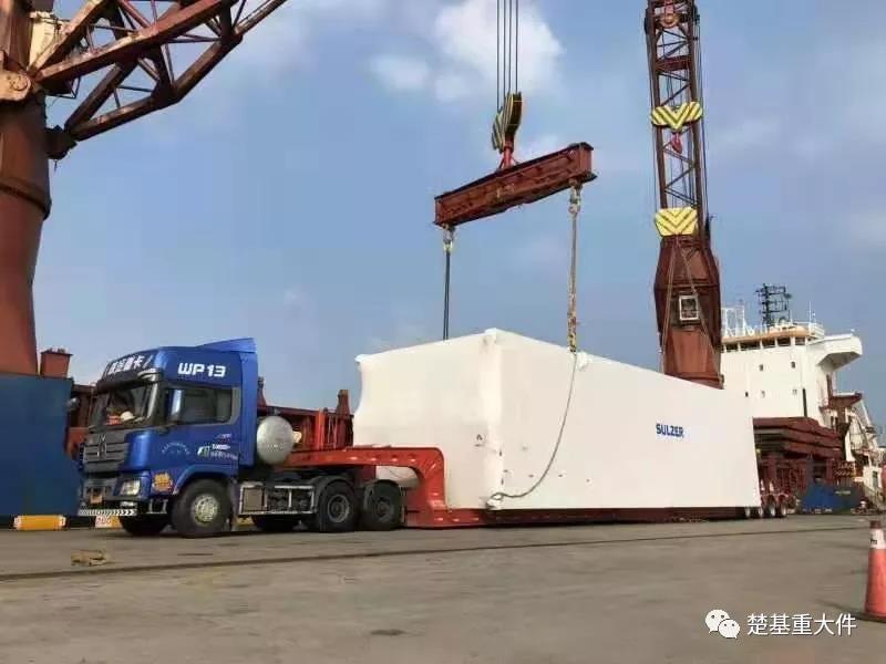 蒸发器系统出口运输