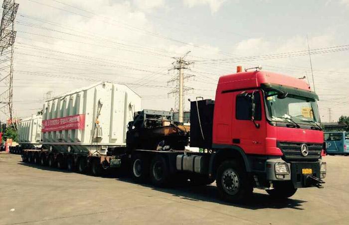 电力设备运输