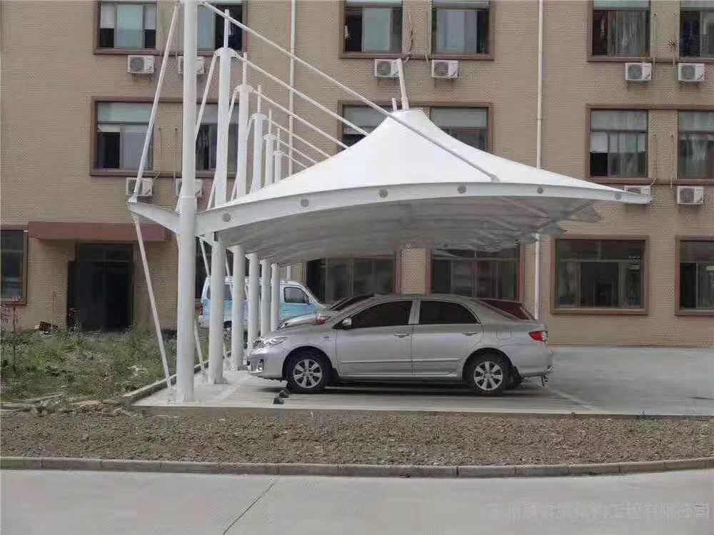 电动车停车棚