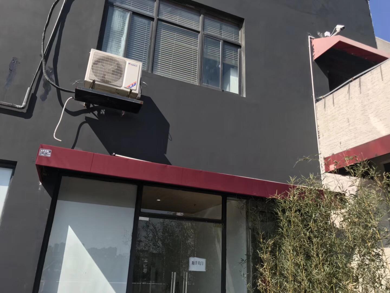 楼宇屋顶遮阳棚