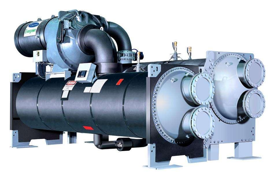 离心式热泵机组