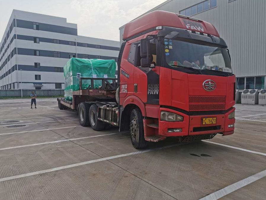 出口超重精密大件设备运输