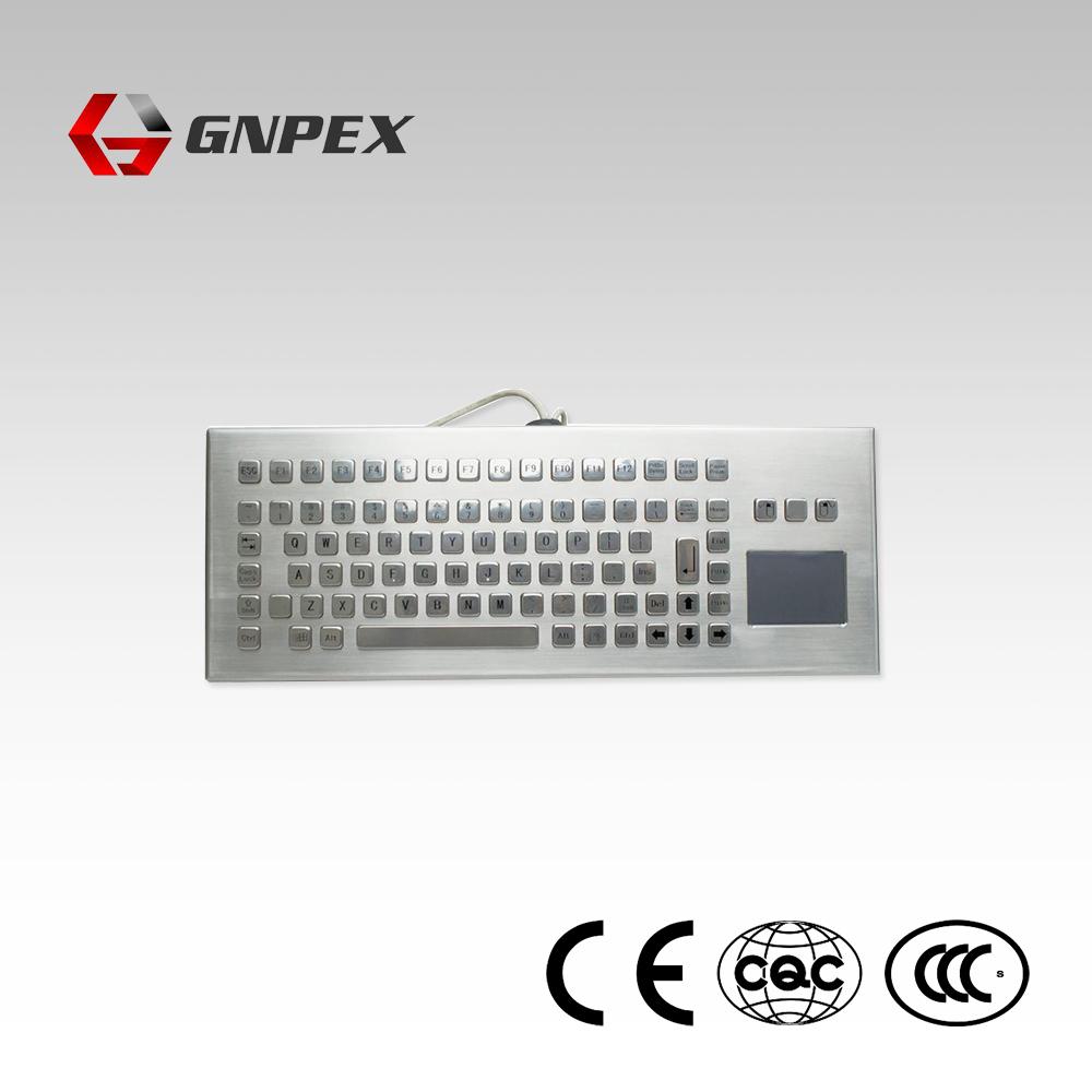 本安防爆电脑键盘