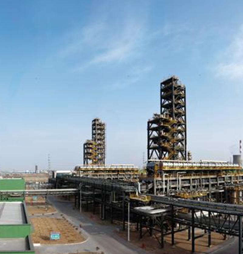 宁夏哈纳斯新能源集团有限公司燃气工程
