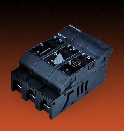 JHG00-160模数化熔断器隔离开关