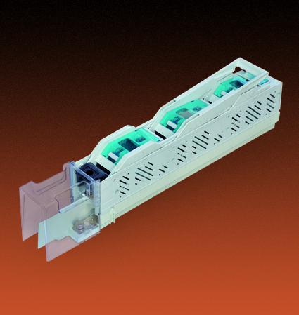 JHT-250 条形熔断器式隔离开关及熔断器底座