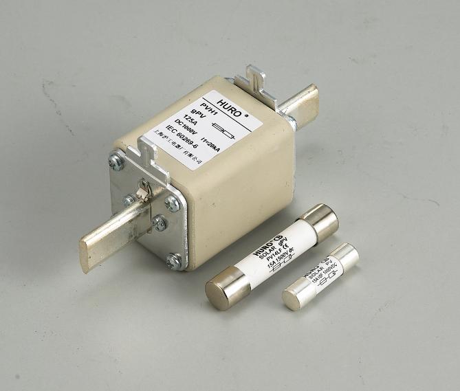 太阳能光伏系统保护用熔断器(gPV)