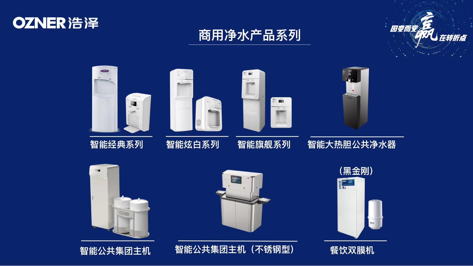 浩泽商用净水解决生产制造工厂饮水