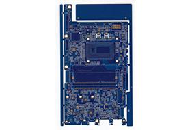 雜色油墨PCB線路板2