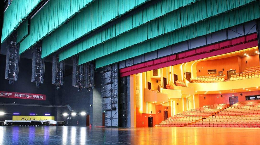 剧院舞台设计需要怎么做?