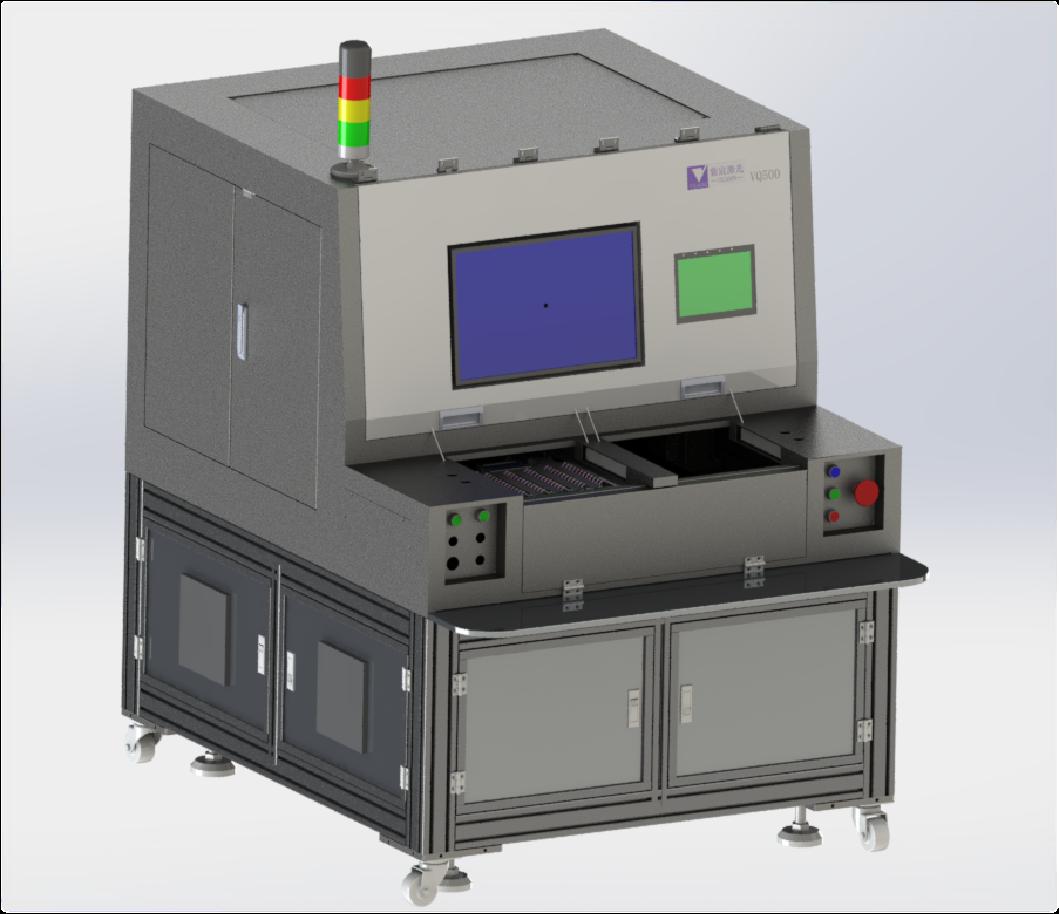 錫球噴射激光精密焊接機