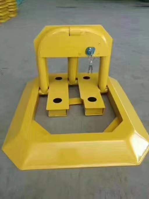 停车场交通设施车位锁分类以及安装方法介绍