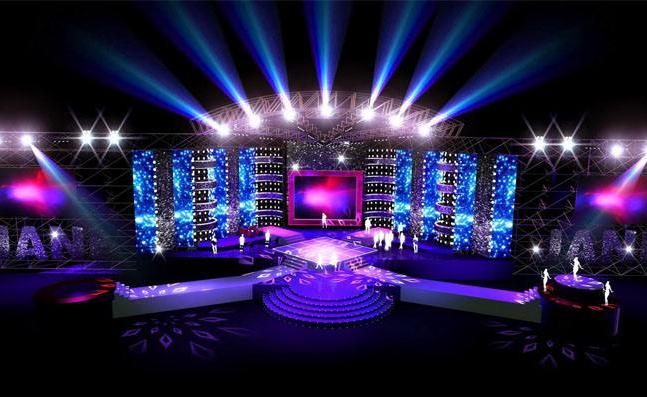 舞台设计与舞台机械的合理搭配