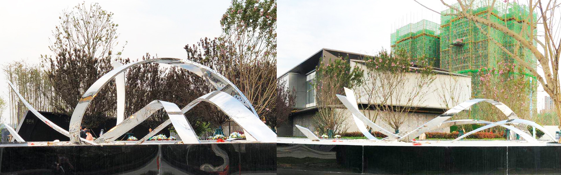 成都玻璃钢雕塑定制工程就找方知园林景观工程有限公司
