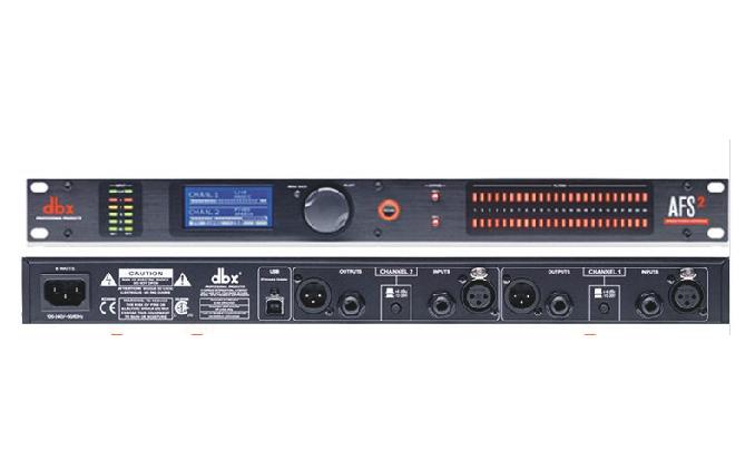 专业音响中,反馈抑制器的连接方法有多少种,优缺点是什么?