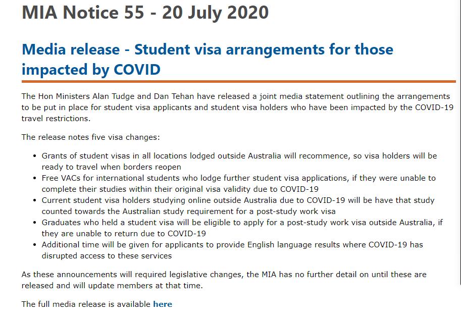 485工签可在境外申请,国际学生签证更变细则
