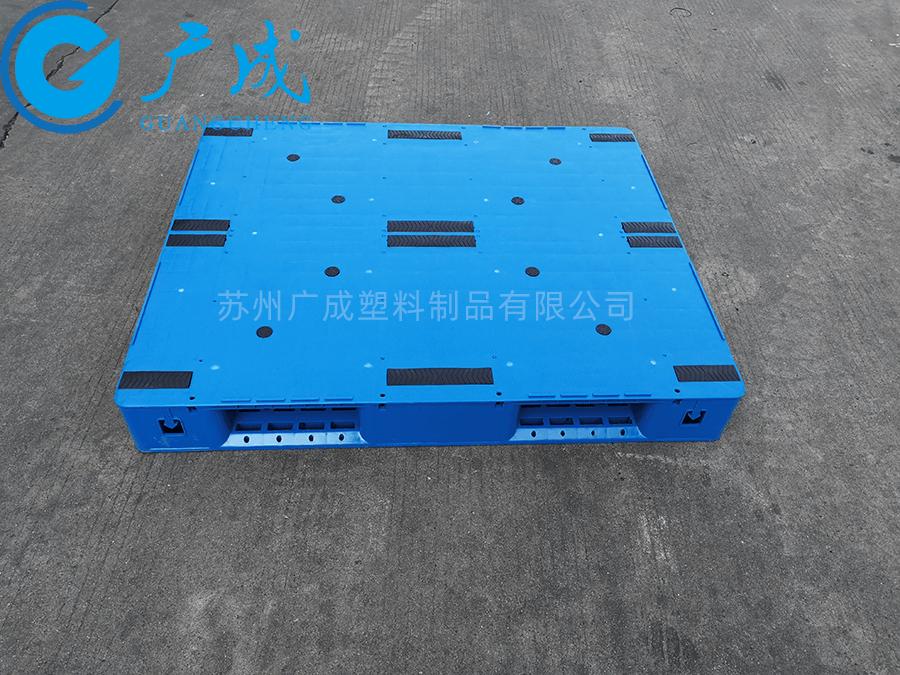 1210平板川字帶勾托盤20處防滑設計