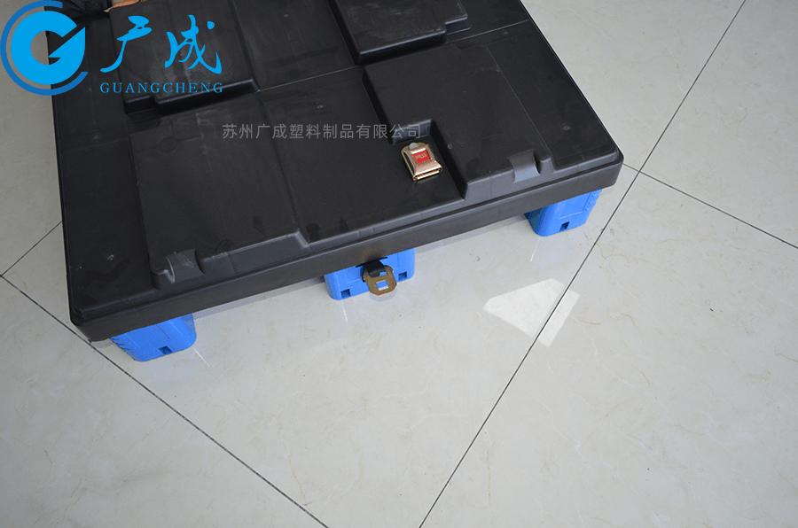 伸縮帶1208網格川字塑料托盤蓋子