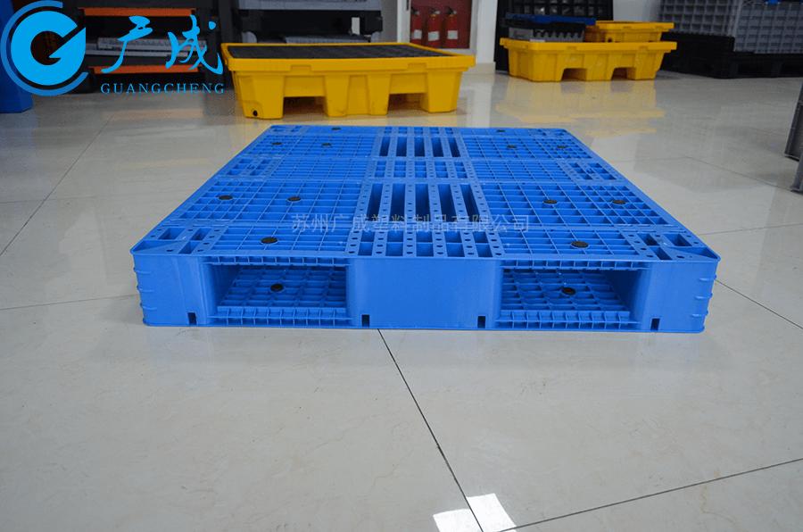 1311網格雙面塑料托盤1100長側面