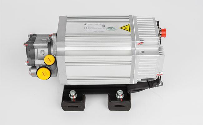 一体式双源电动液压助力转向系统