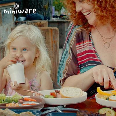 miniware天然宝贝碗-婴儿营养辅食