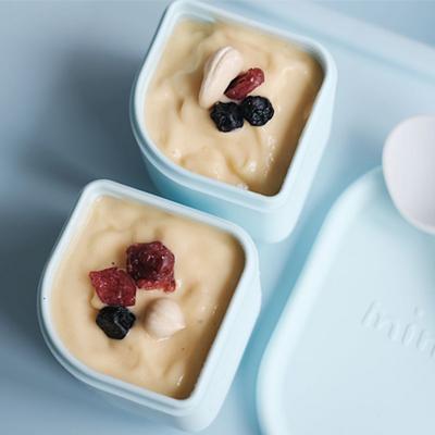 miniware天然宝贝碗-不同月龄水果的基本制作方法