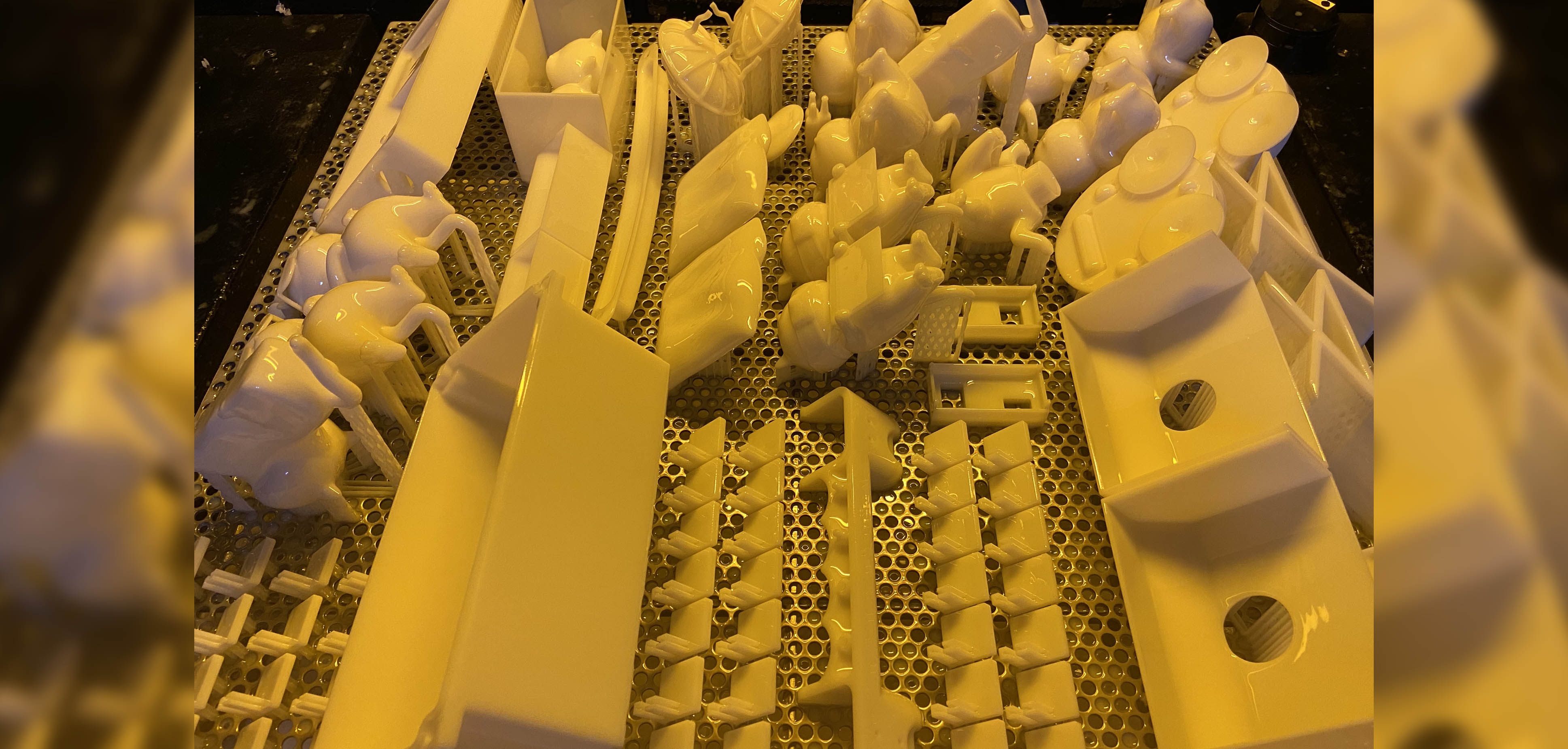 3D打印模型加工