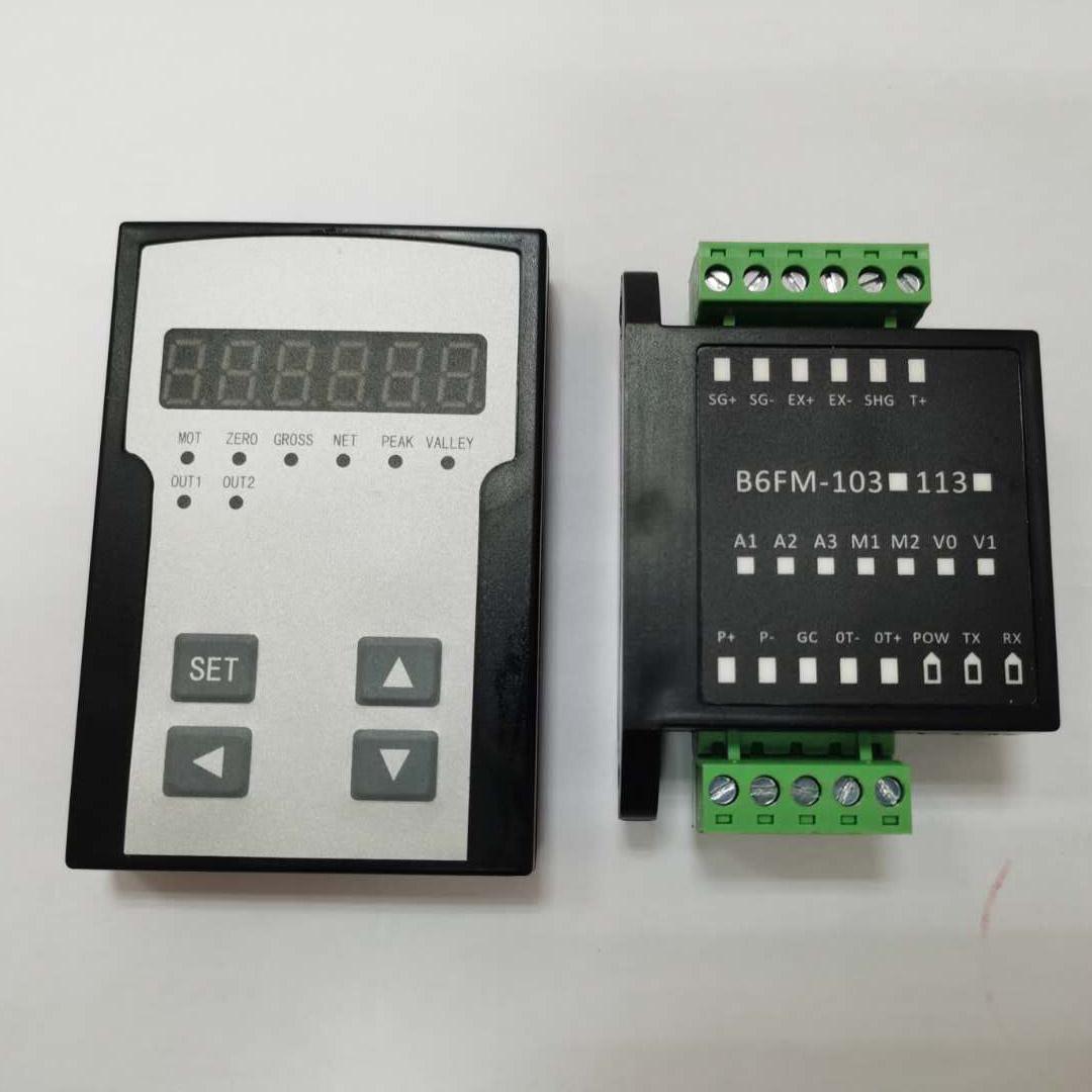 B6FM高精度称重变送器