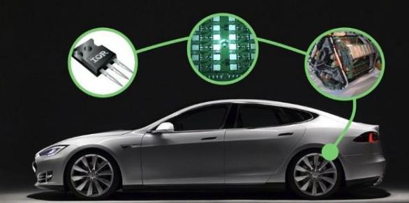 汽车电子IGBT激光焊锡