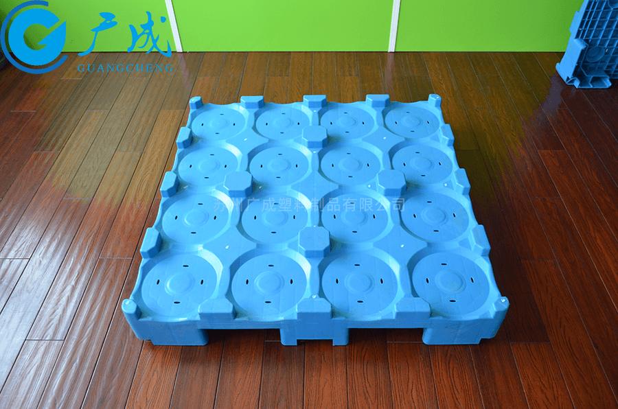 桶裝水1080九腳塑料托盤正面