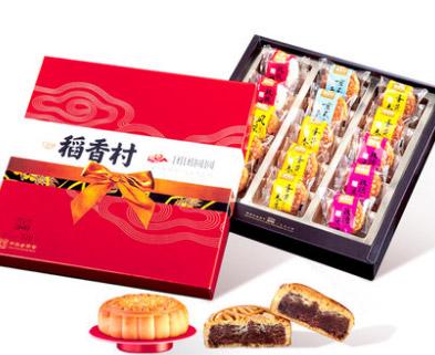 稻香村月饼礼盒--团团圆圆