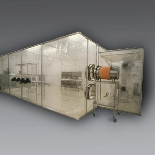 CBC柔性薄膜洁净室