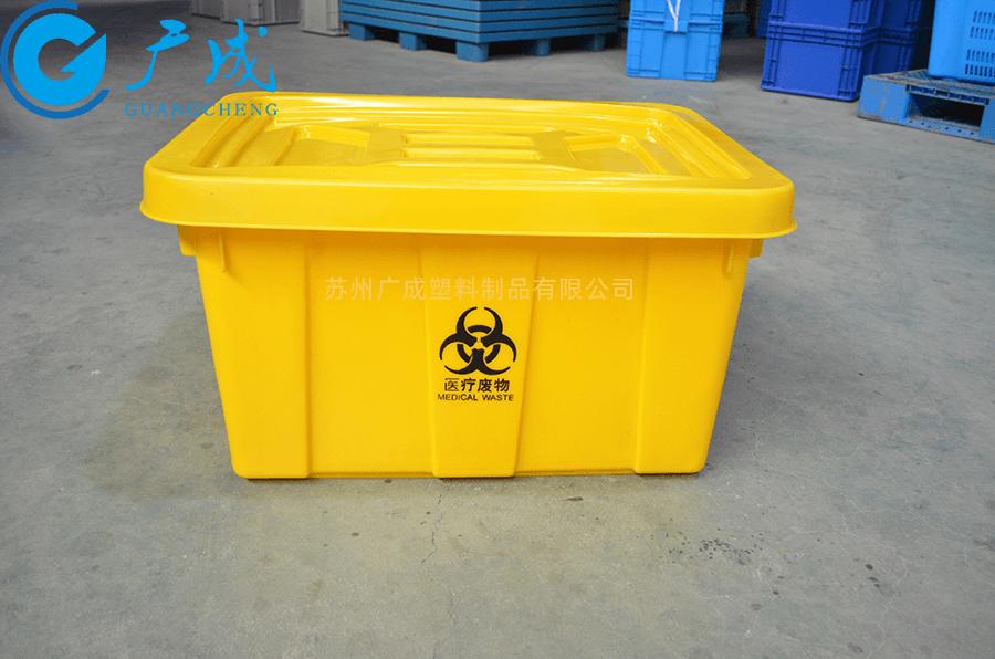 6538醫療廢物斜插箱側面