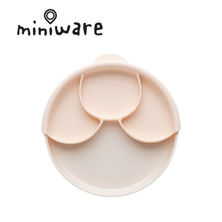 miniware天然宝贝树薯淀粉健康餐盘组