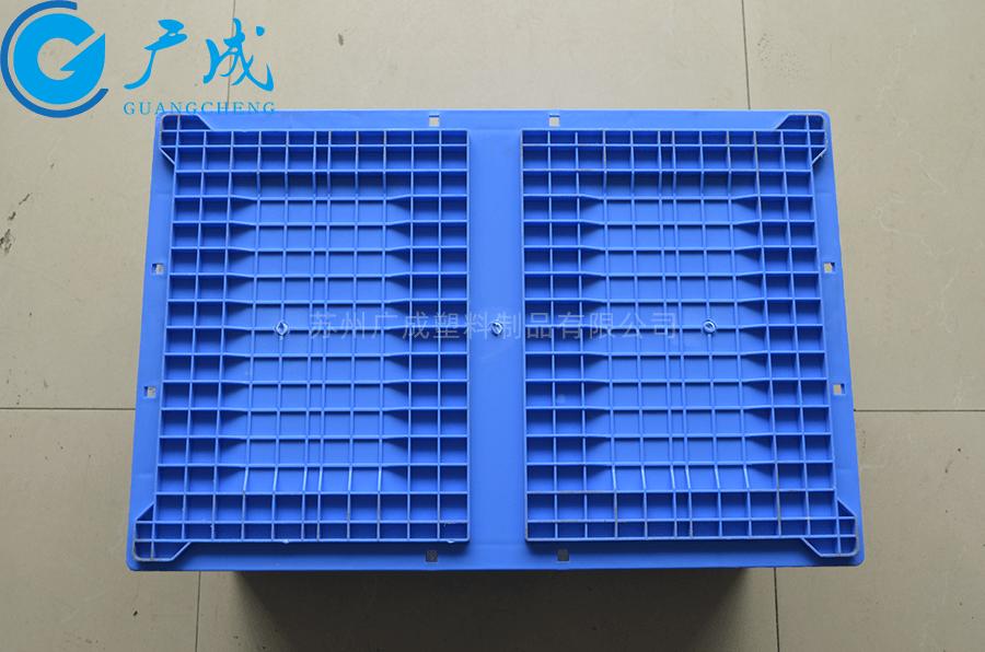 HP5E物流箱反面