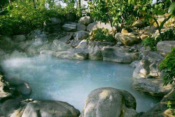 泡澡恒温器家用温泉