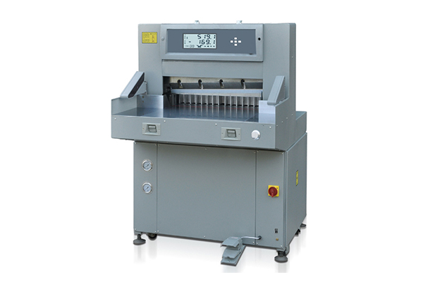QZYX660D Digital Display Paper Cutter