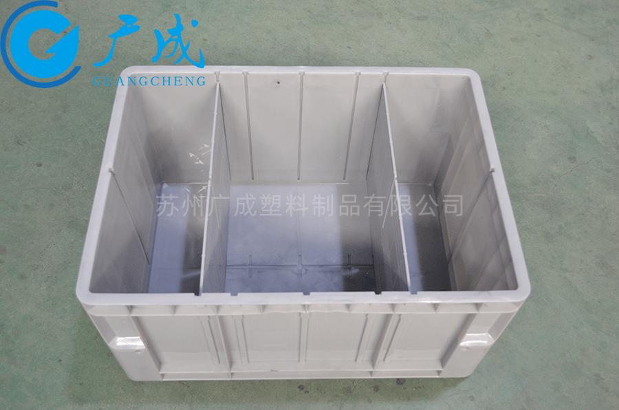 4632立库物流箱隔板