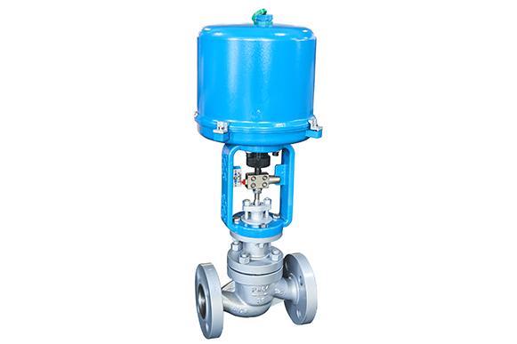 温州电动单座调节阀的零件和结构先容