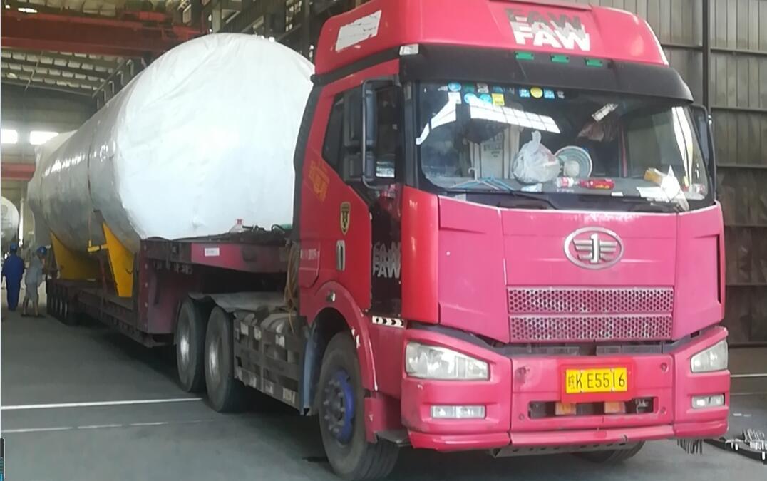 超高超宽设备货物运输