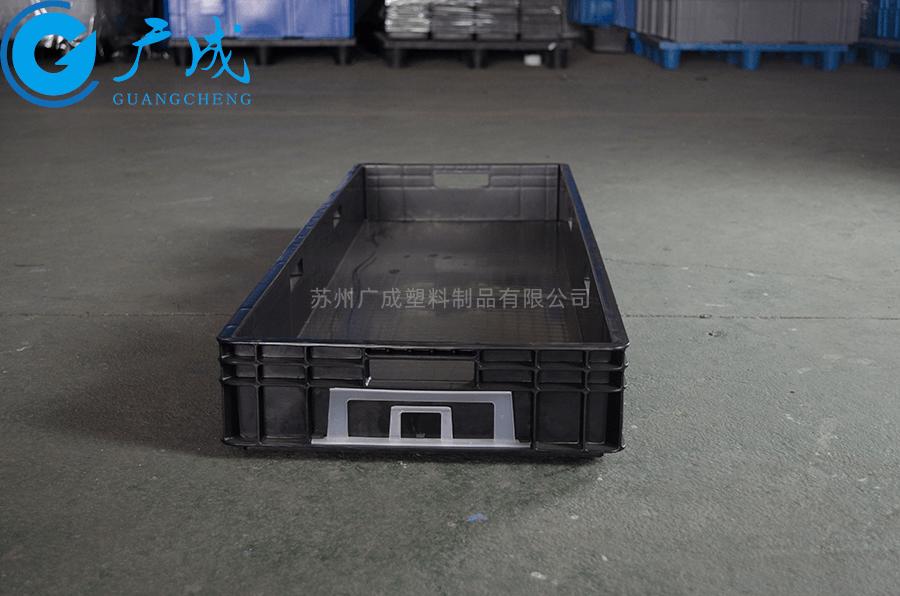 EU41211防靜電周轉箱寬邊細節
