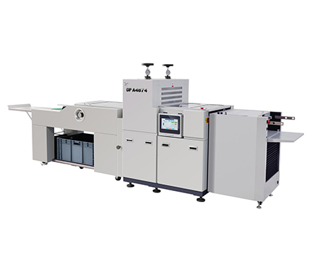 DP-A4874 round die cutting machine