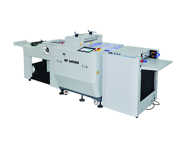 DP-A4055 round die cutting machine