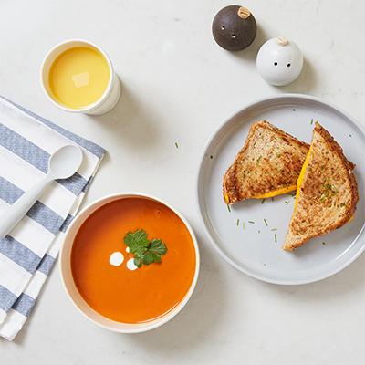 miniware天然宝贝碗-婴儿辅食胡萝卜泥的做法