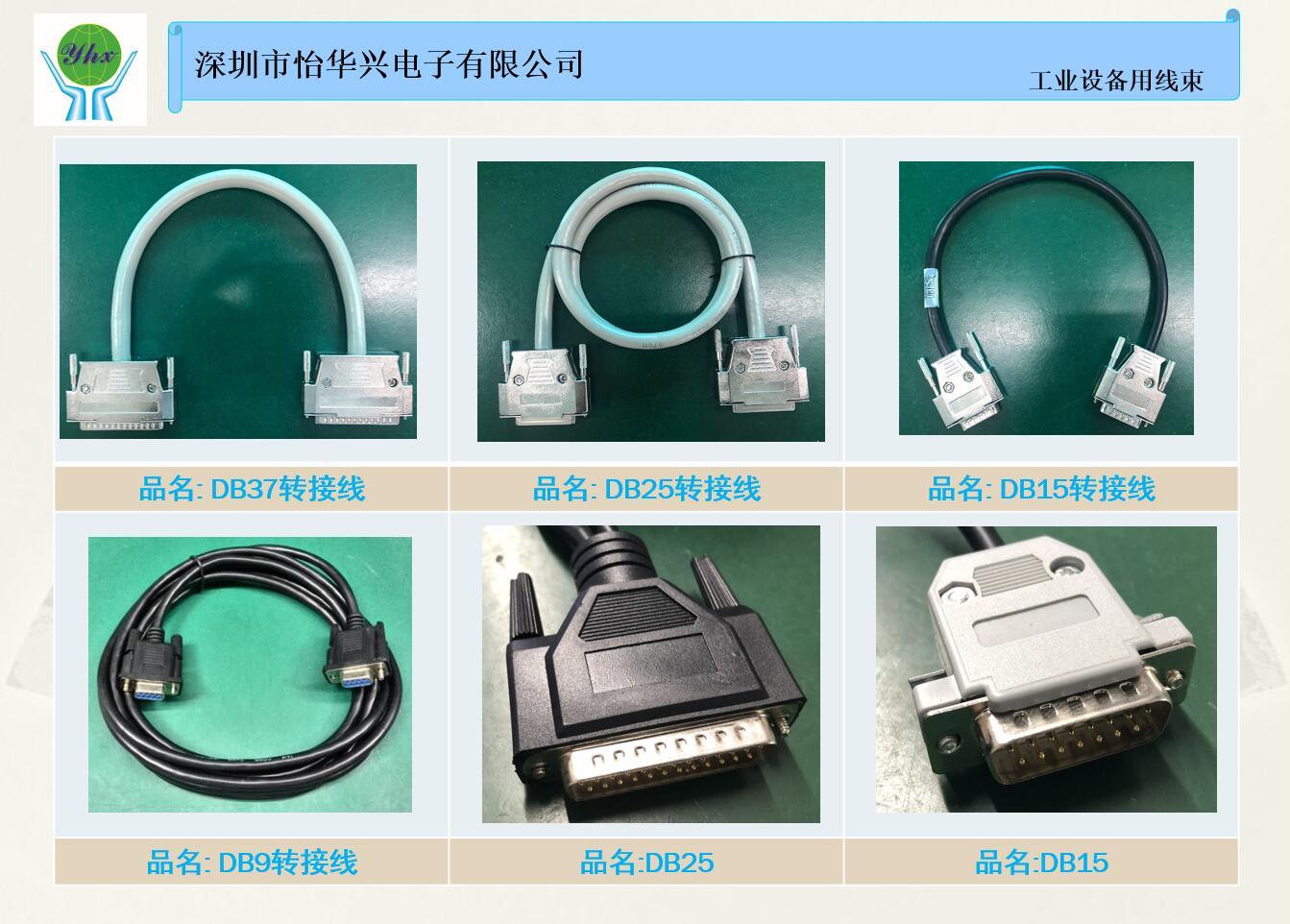 工控设备产品线束