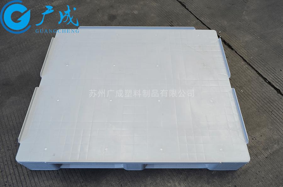1210德系定制平板川字塑料托盤面部