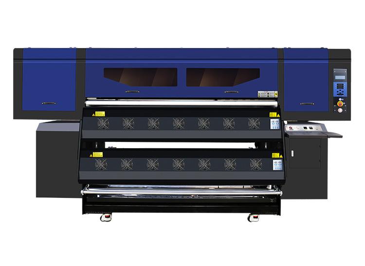 热升华数码6-8喷头打印机详情
