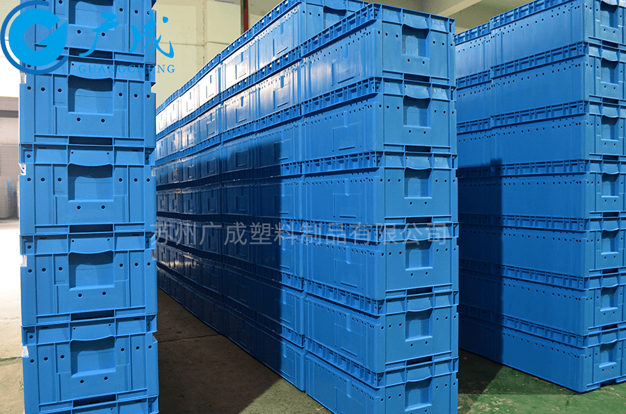 VDA40-6428物流箱出貨