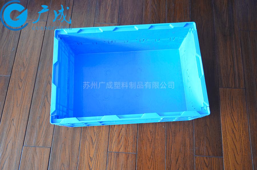 S504高位折疊箱箱體內部
