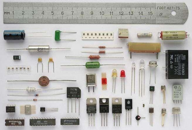 电子零件焊接